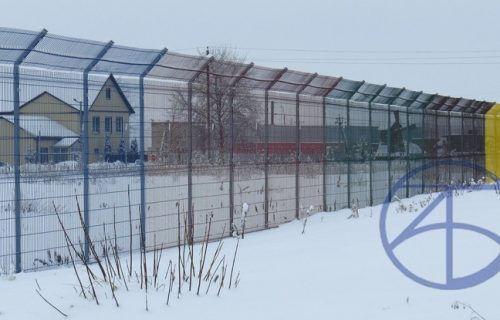 Евроограждения ООО «Завод тканых и сварных сеток»