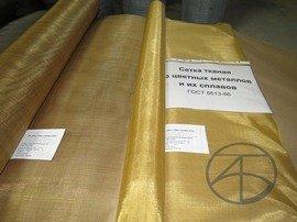 Купить сетку тканую в Минске